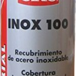 Pintura acero inoxidable